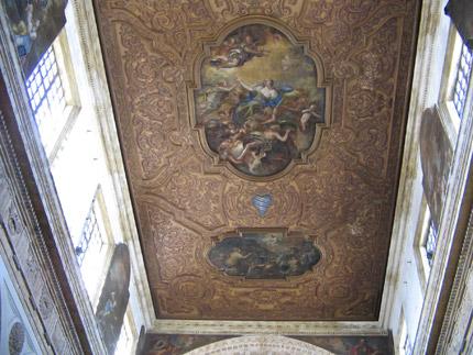 Interno della Cattedrale di S. Agata