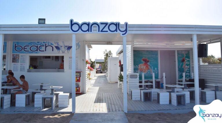 Banzay beach a Gallipoli - Baia Verde