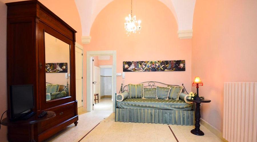 Bed & Breakfast in un palazzo storico nel centro storico di Gallipoli