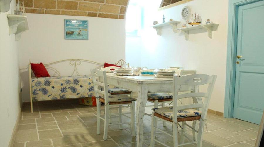 Casa vacanza con angolo cottura nel centro storico di Gallipoli