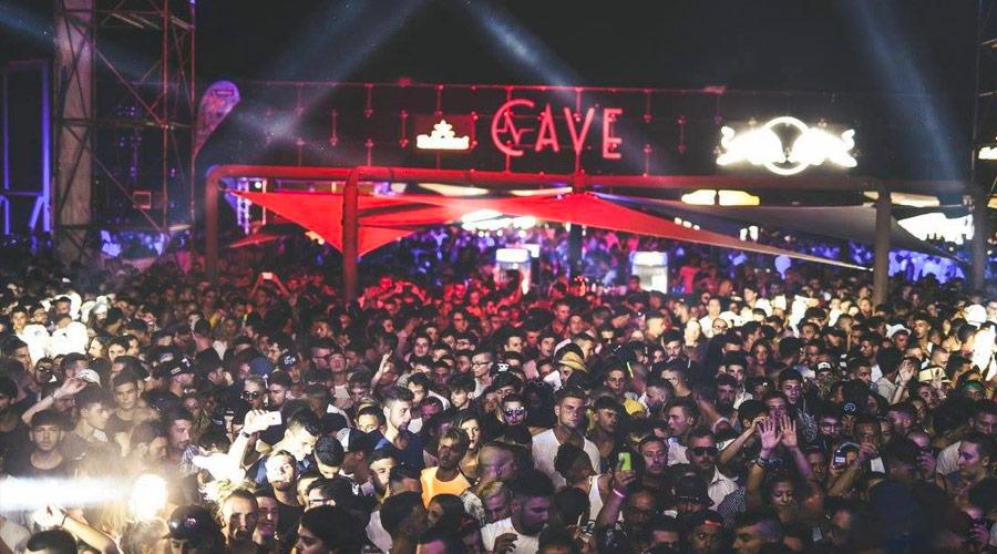 Discoteca Cave a Gallipoli