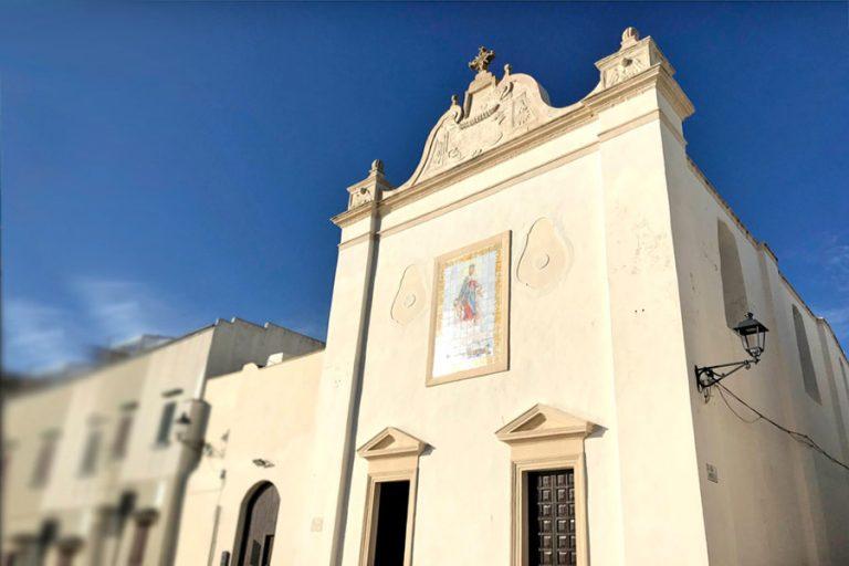 Chiesa di Santa Maria degli Angeli a Gallipoli
