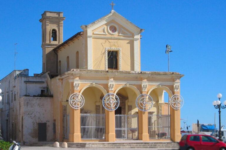 Santuario di Santa Maria del canneto a Gallipoli