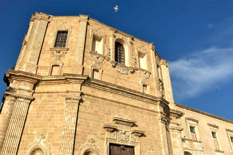Chiesa di San Domenico al Rosario a Gallipoli