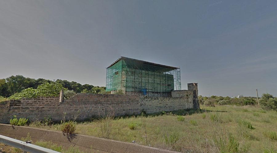 La chiesa di San Pietro dei Samari a Gallipoli