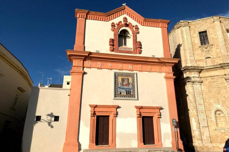 Chiesa del Santissimo crocifisso di Gallipoli