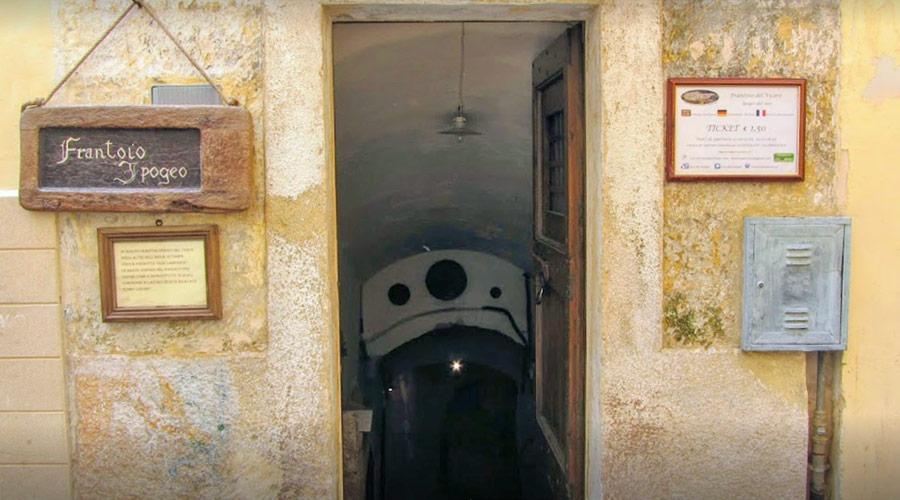 Frantoio ipogeo Vicerè di Gallipoli