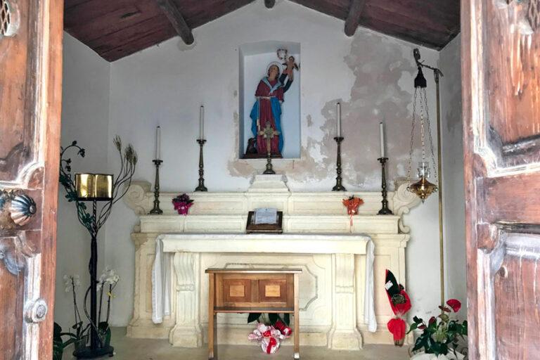 La chiesa di Santa Cristina a Gallipoli