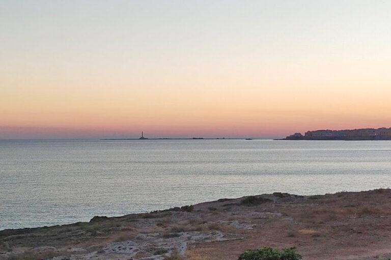 l'Isola di Sant'Andrea di Gallipoli