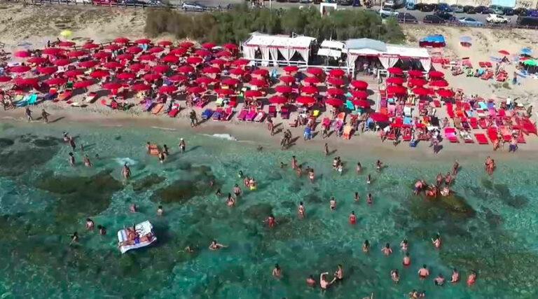 Lido spiaggia club a Gallipoli
