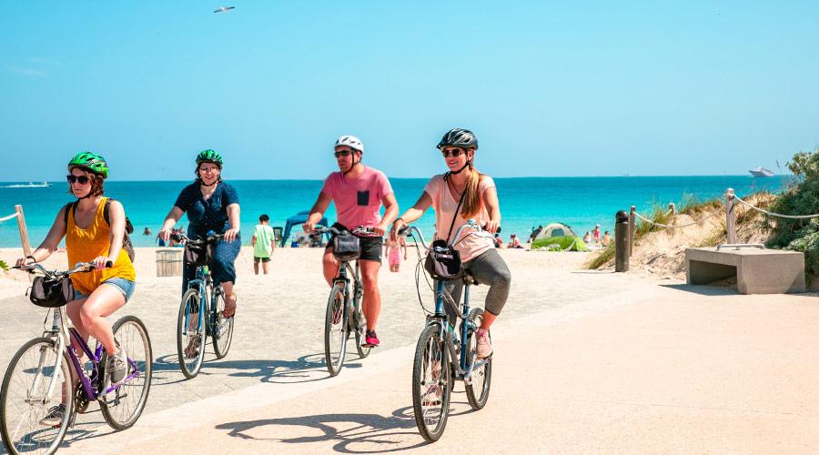 Noleggio bici a Gallipoli e Baia Verde