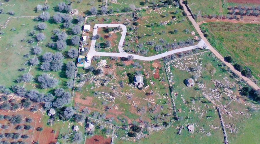 Nostra terra camping un campeggio a Galatone vicino Gallipoli