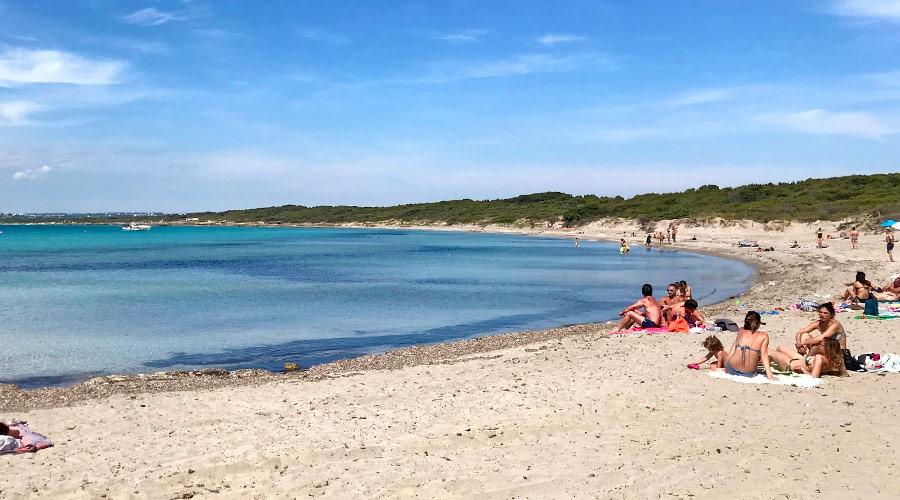 Spiaggia di Lido Pizzo