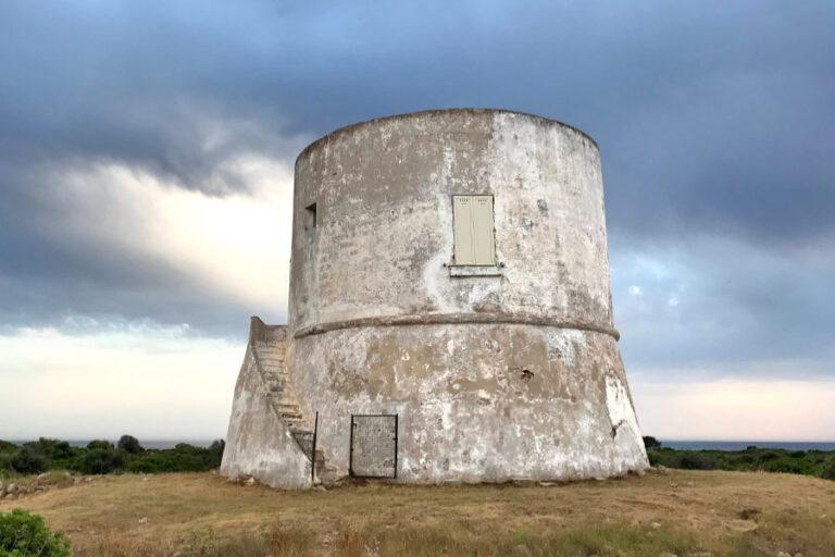 Torre Punta Pizzo nel Parco di Gallipoli