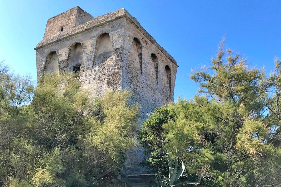 Torre Sabea a Gallipoli